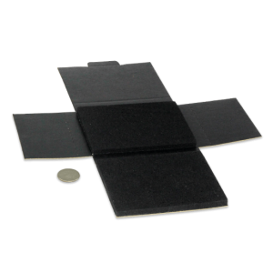 Static Shielding Component Package Using PillowStat ESD Safe Foam